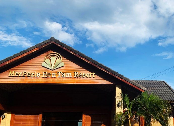 ATC Influencer Marketing | China Influencer Liu Xi Lin collaborates with MerPerle Hon Tam Resort Nha Trang Vietnam