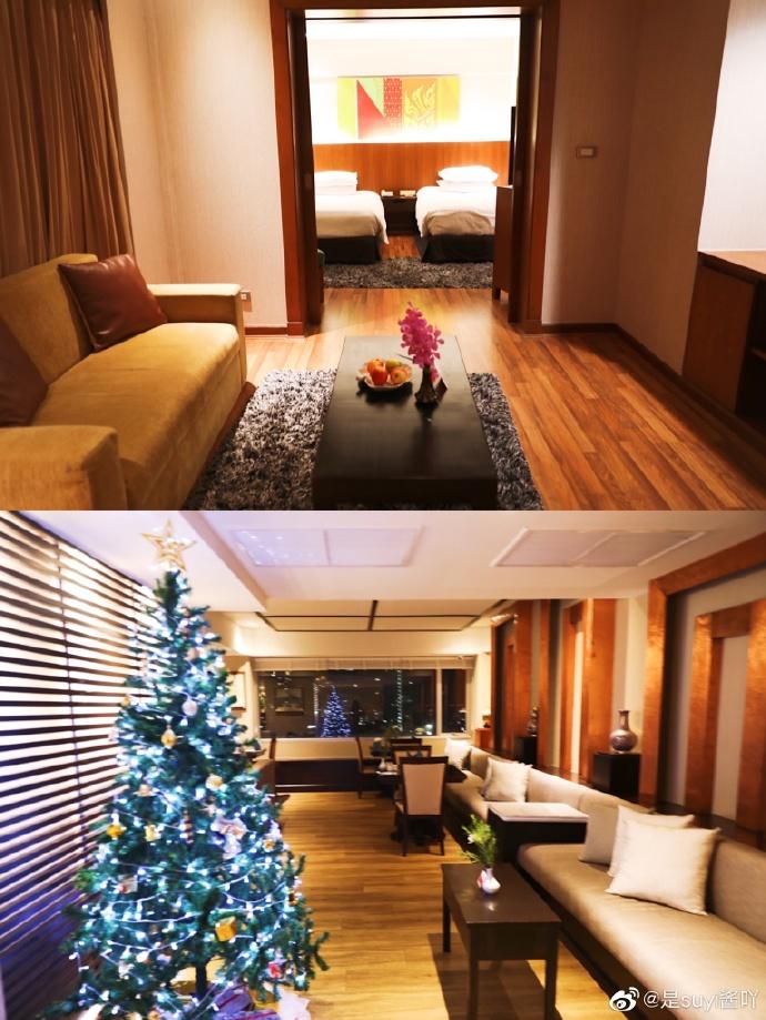 Chinese Influencer 是suyi酱吖 Collabs with Stunning Ramada Plaza by Wyndham Bangkok Menam Riverside Through ATC!