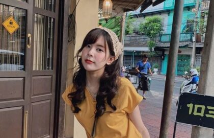 Be Charmed by Thai Beauty & Travel Influencer pkvicz