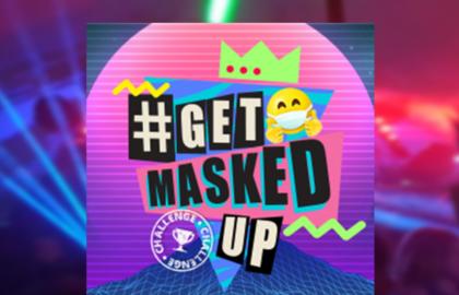 TikTok #Getmaskedup