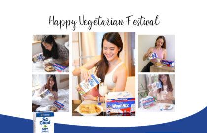 Sanitarium™ launches Vegetarian Festival Campaign in Thailand Featured IMG 1
