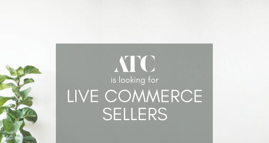 ATC Live Commerce Sellers