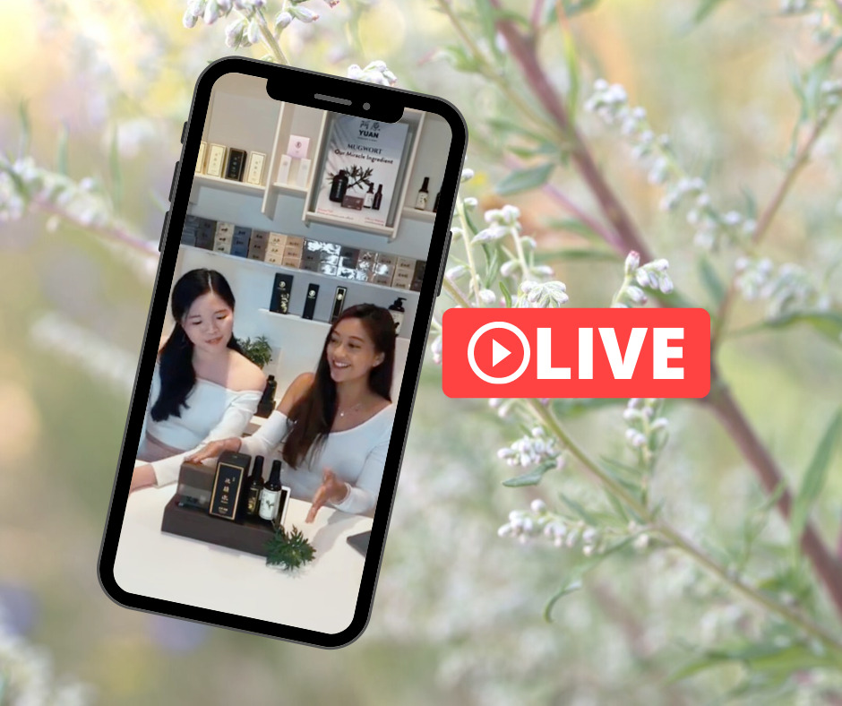 Yuan Live Selling with Rachel Wong